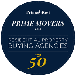 Prime Movers Top 50 Residential Property Buying Agency
