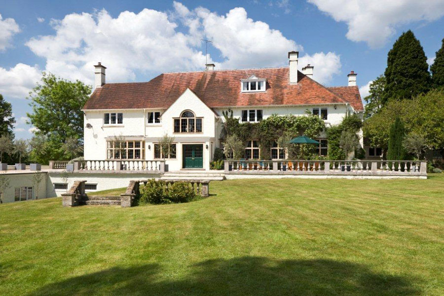 Property search in the Home Counties