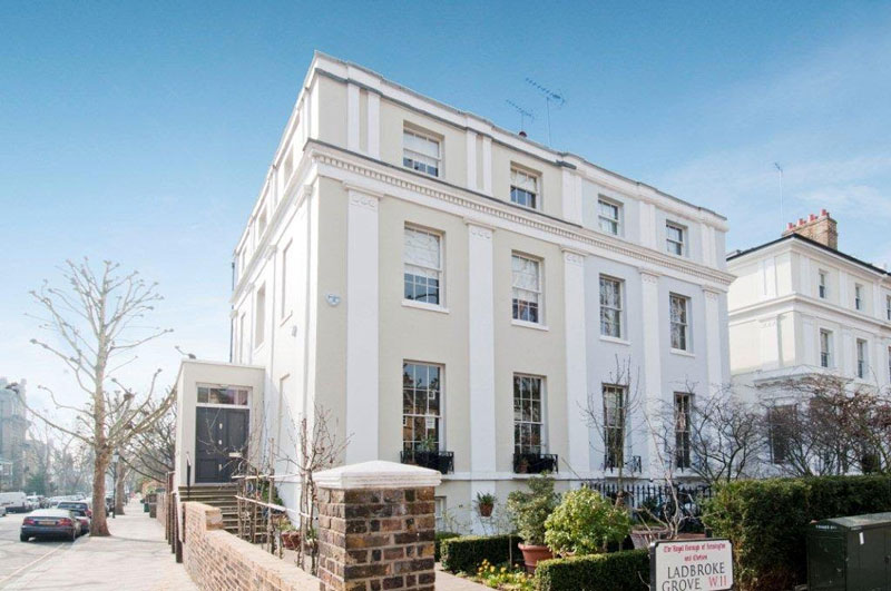 Notting Hill House Search