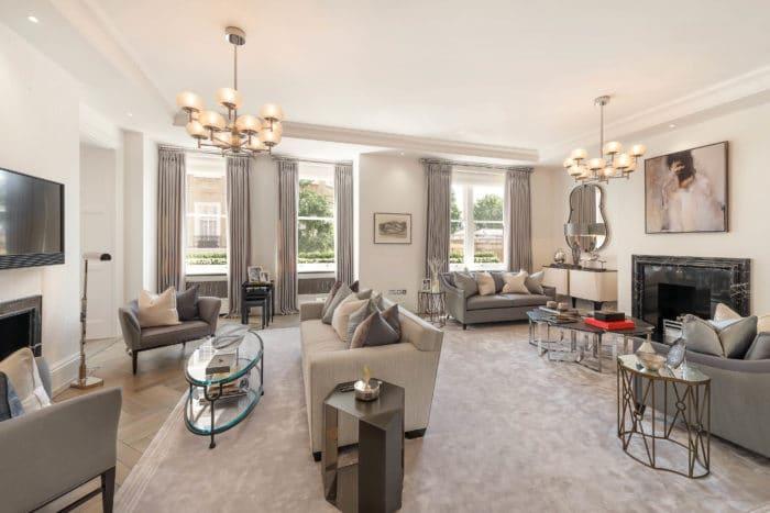 Property search Knightsbridge London